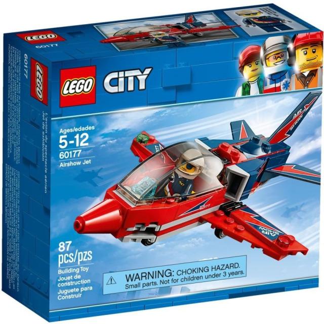 Obrázek produktu LEGO CITY 60177 Stíhačka na letecké show