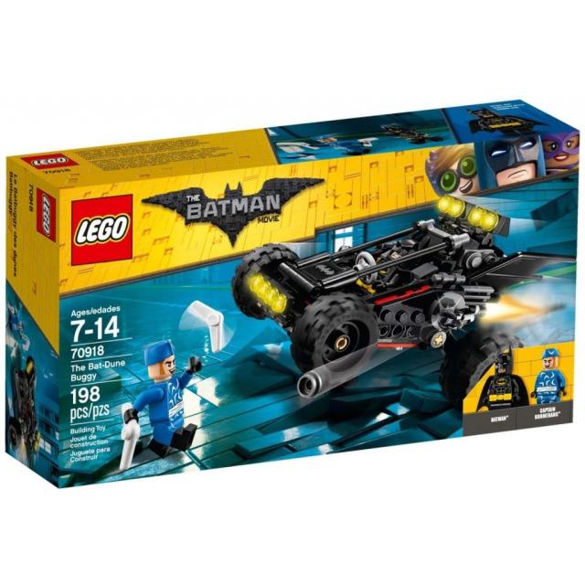 Obrázek produktu LEGO Batman Movie 70918 Pouštní Bat-bugina