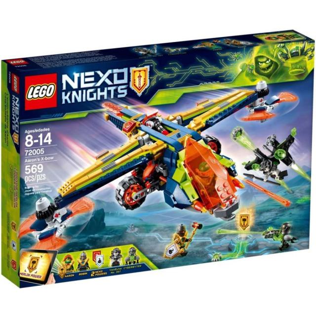 Obrázek produktu LEGO Nexo Knights 72005 Aaronův samostříl
