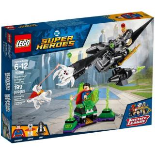Obrázek 1 produktu LEGO Super Heroes 76096 Superman™ a Krypto™ se spojili