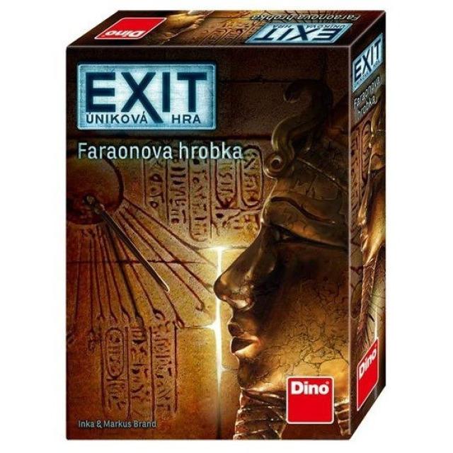 Obrázek produktu Úniková hra: Faraonova hrobka párty hra