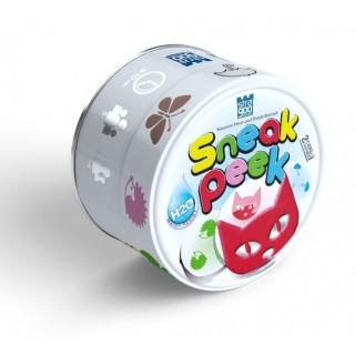 Obrázek 1 produktu SNEAK PEEK společenská hra v plechové krabičce