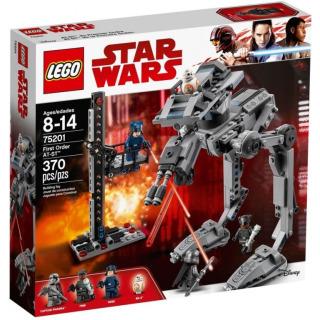 Obrázek 1 produktu LEGO Star Wars 75201 AT-ST™ Prvního řádu