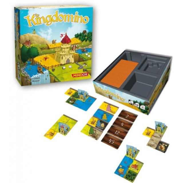 Obrázek produktu Kingdomino, hra Mindok