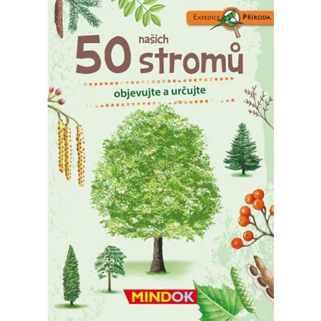 Obrázek produktu Expedice příroda: 50 našich stromů