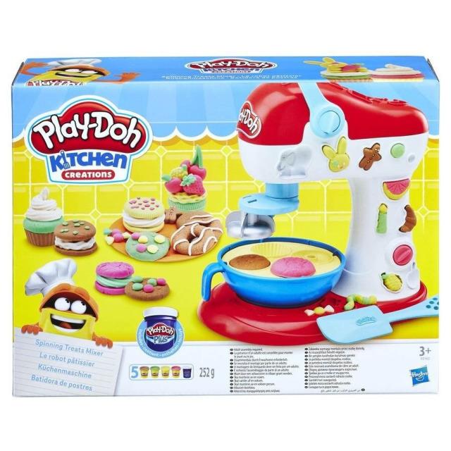 Obrázek produktu Play Doh Rotační mixér, Hasbro E0102