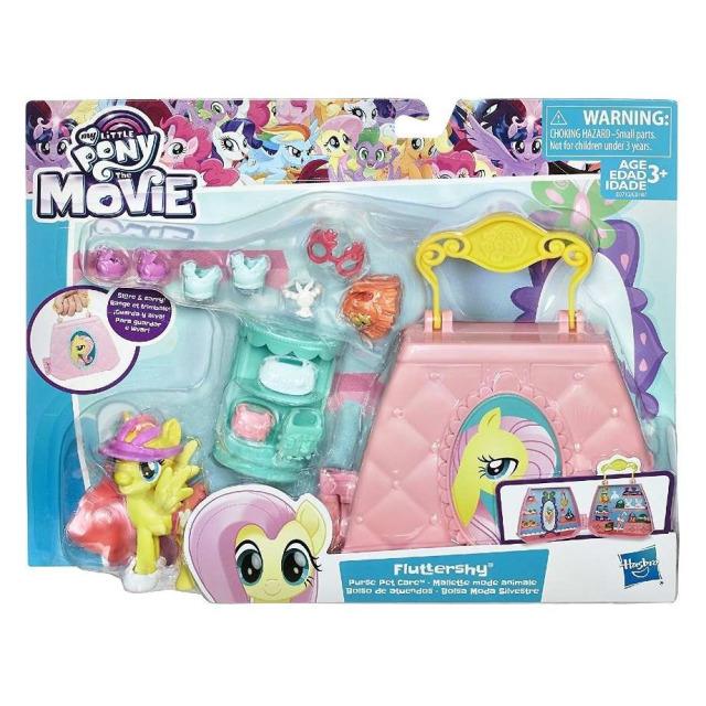 Obrázek produktu MLP My Little Pony Hrací set Kabelka Fluttershy