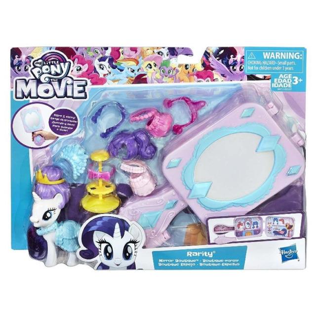 Obrázek produktu MLP My Little Pony Hrací set Zrcadlo Rarity