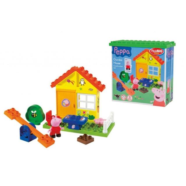 Obrázek produktu PlayBIG Bloxx, Peppa Pig Zahradní domek