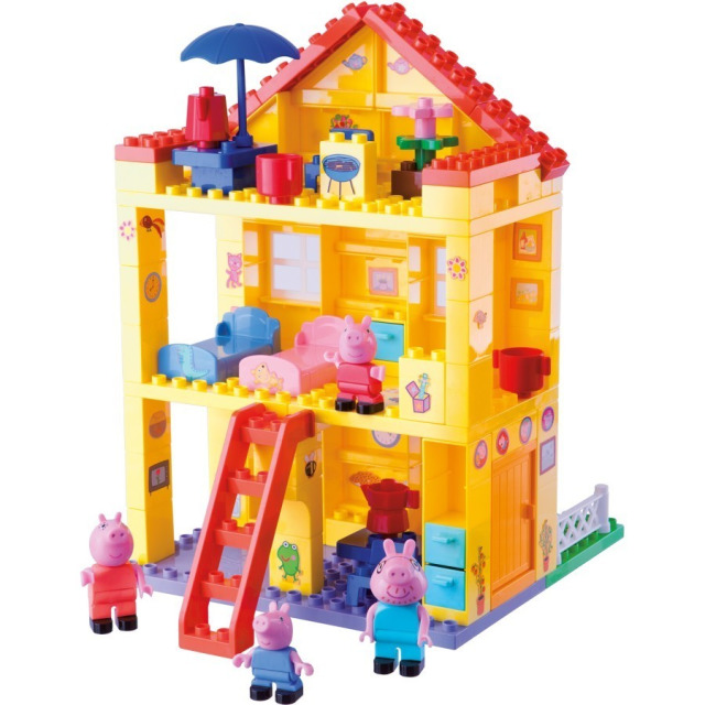 Obrázek produktu PlayBIG Bloxx, Peppa Pig Dům