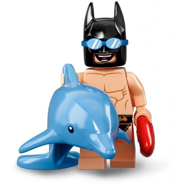 Obrázek produktu LEGO 71020 minifigurka Batman Plavec