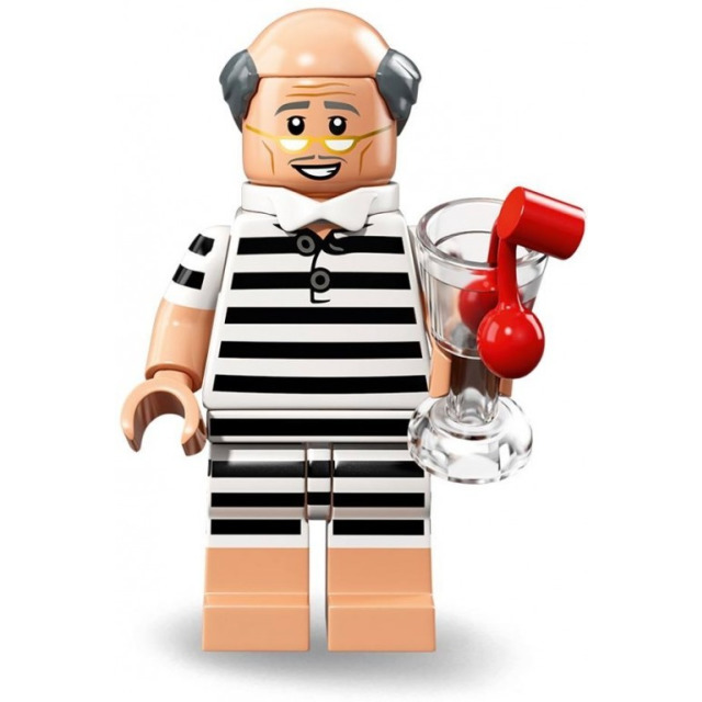 Obrázek produktu LEGO 71020 minifigurka Alfred na dovolené