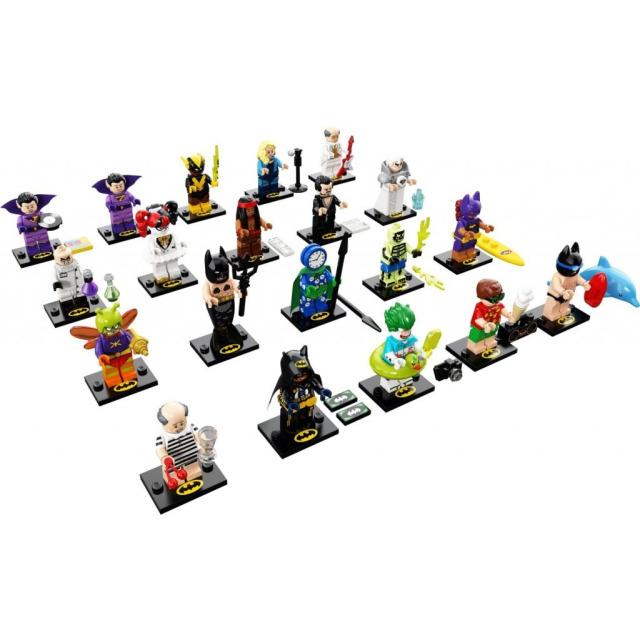 Obrázek produktu LEGO 71020 kolekce 20 minifigurek série Batman 2