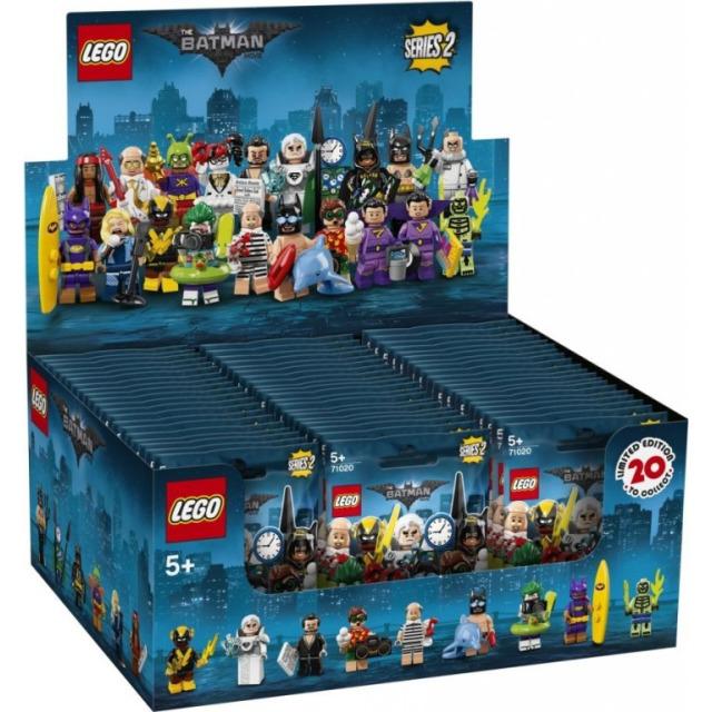 Obrázek produktu LEGO 71020 BATMAN 2 Originál Box 60 minifigurek