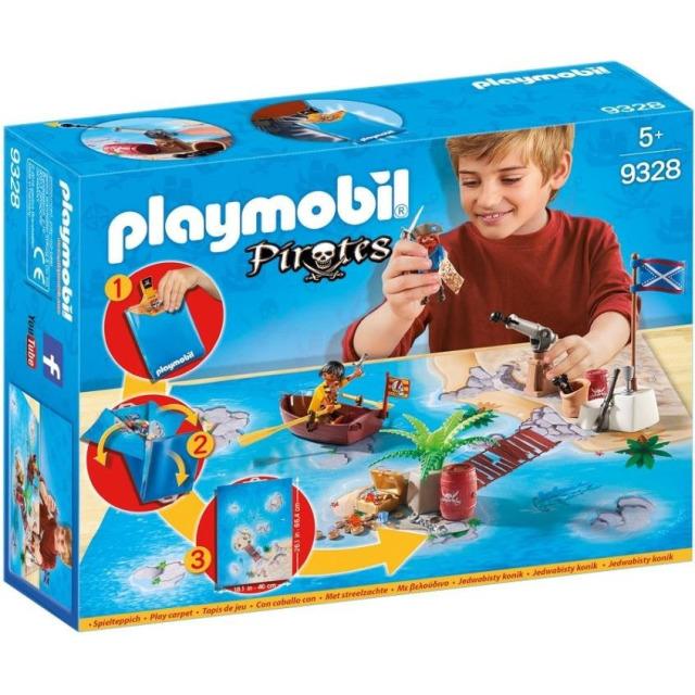 Obrázek produktu Playmobil 9328 Herní mapa Piráti