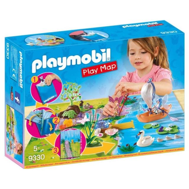 Obrázek produktu Playmobil 9330 Herní mapa Víly