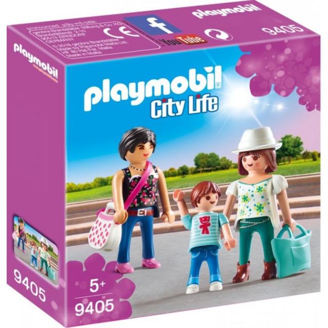 Obrázek produktu Playmobil 9405 Nákupy s přítelkyní