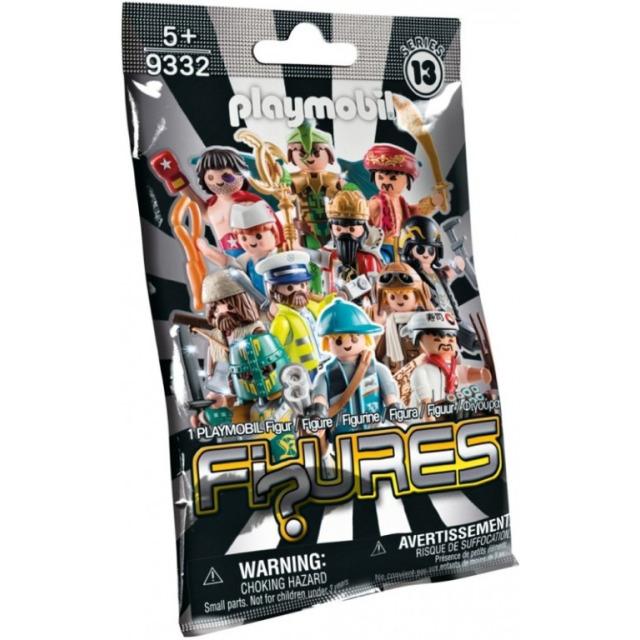 Obrázek produktu Playmobil 9332 Figurka v sáčku kluci, série 13