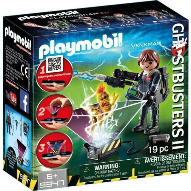 Obrázek produktu Playmobil 9347 Ghostbusters II. Lovec duchů Venkman