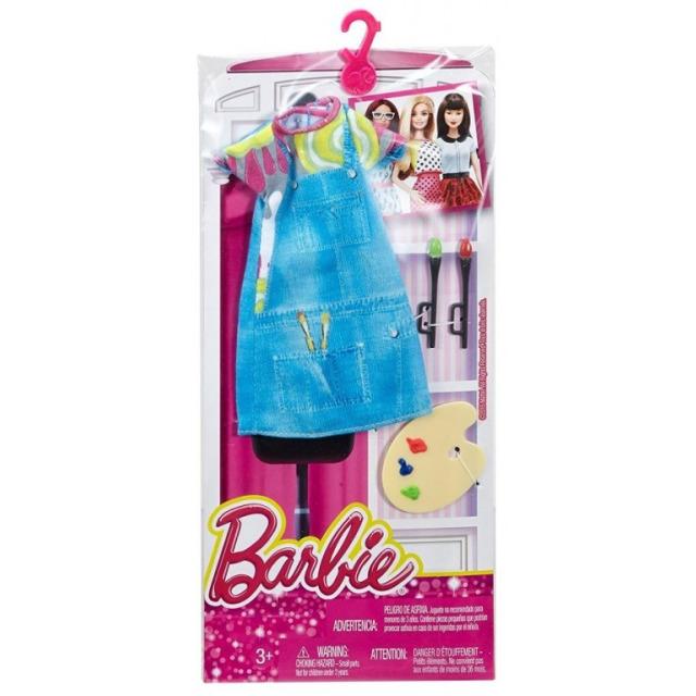 Obrázek produktu Barbie Profesní oblečení malířka, Mattel DNT93
