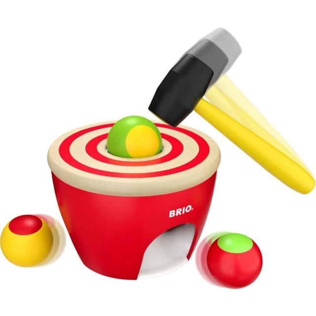 Obrázek produktu BRIO 30519 Zatloukání míčku