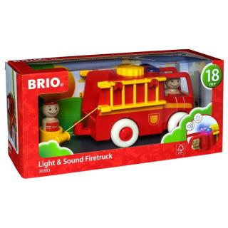 Obrázek 1 produktu BRIO 30383 Hasičský vůz II.