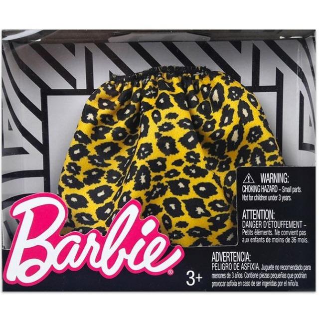 Obrázek produktu Barbie Sukně žlutá, Mattel FPH28