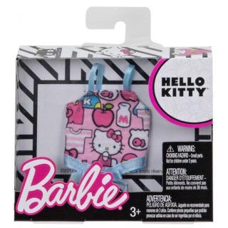 Obrázek 1 produktu Barbie Tílko růžové, Mattel FLP42