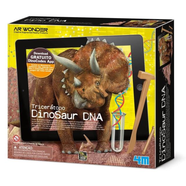 Obrázek produktu Dinosauří DNA - Triceratops