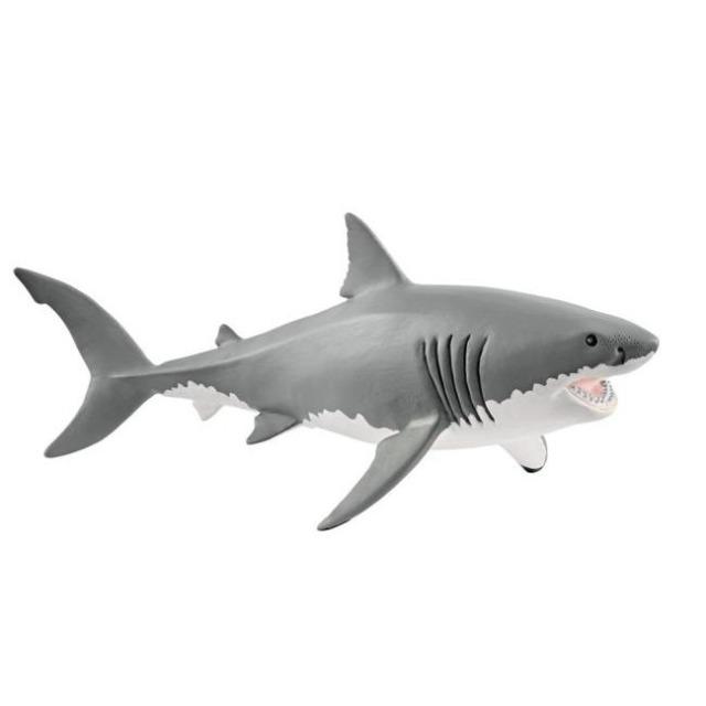 Obrázek produktu Schleich 14809 Velký bílý žralok