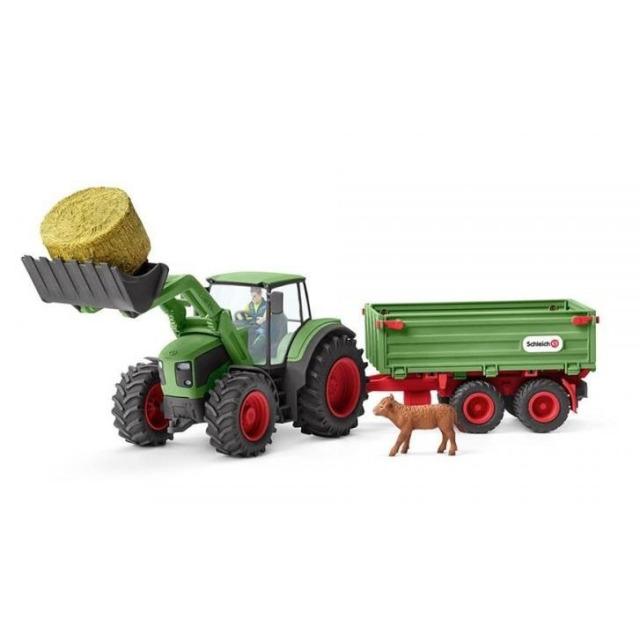 Obrázek produktu Schleich 42379 Traktor s vlekem