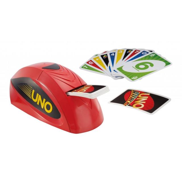Obrázek produktu Karty UNO EXTREME! elektronická hra, Mattel V9364