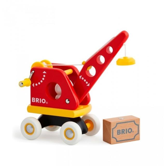 Obrázek produktu BRIO 30428 Jeřáb s nákladem