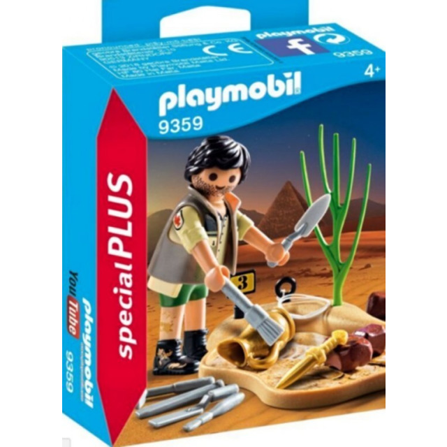 Obrázek produktu Playmobil 9359 Archeolog