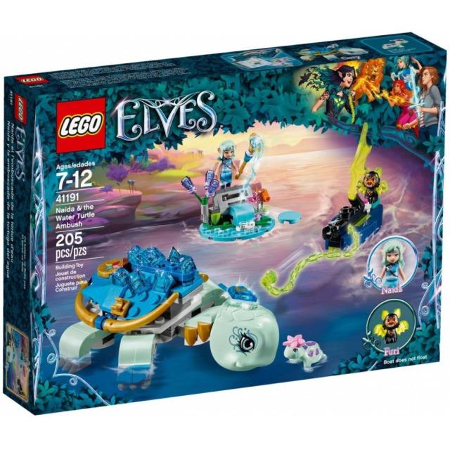 Obrázek produktu LEGO Elves 41191 Naida a záchrana vodní želvy