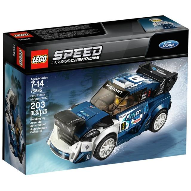 Obrázek produktu LEGO Speed Champions 75885 Ford Fiesta M-Sport WRC