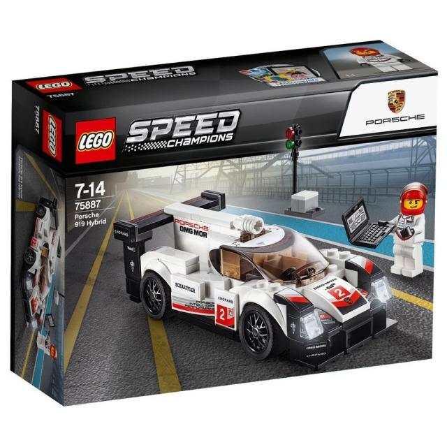 Obrázek produktu LEGO Speed Champions 75887 Porsche 919 Hybrid