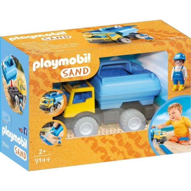 Obrázek produktu Playmobil 9144 Cisterna na vodu, auto na písek
