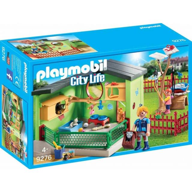 Obrázek produktu Playmobil 9276 Kočičí penzion