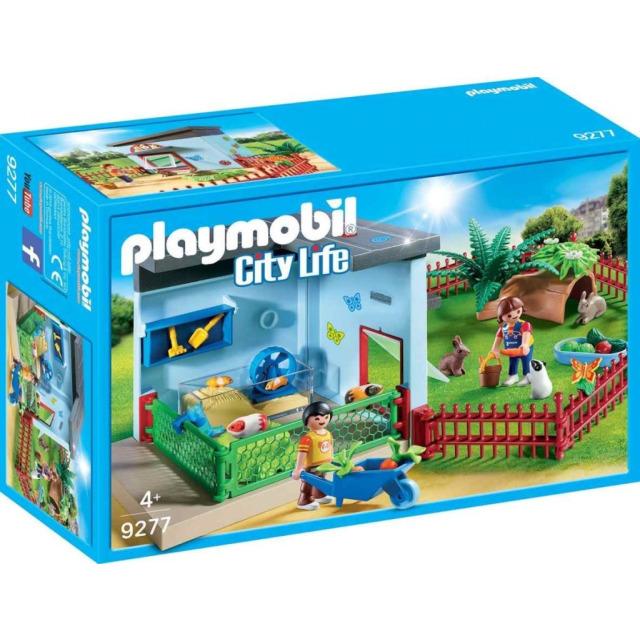 Obrázek produktu Playmobil 9277 Penzion pro malé zvířátka