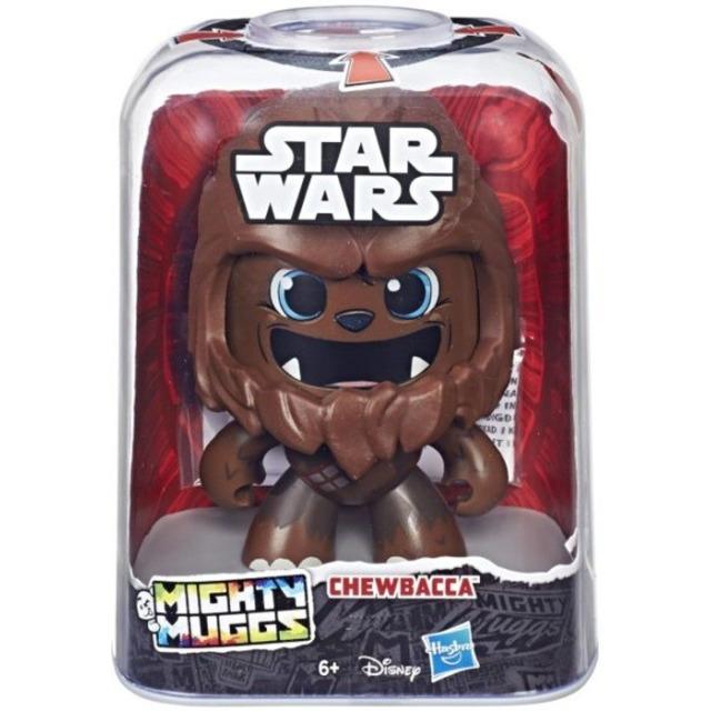 Obrázek produktu Star Wars Mighty Muggs Chewbacca, Hasbro E2172