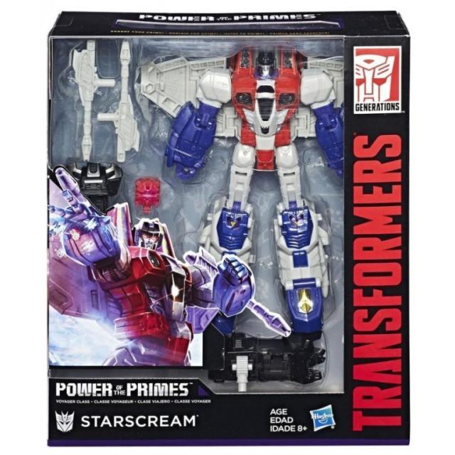 Obrázek produktu Transformers POWER OF THE PRIMES Starscream, Hasbro E1137