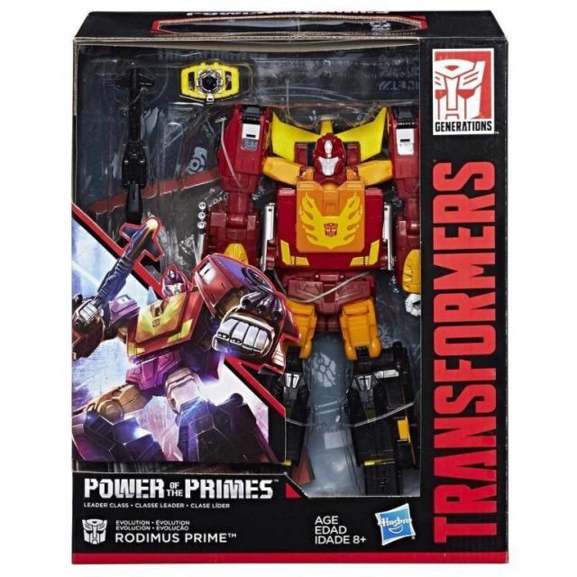 Obrázek produktu Transformers POWER OF THE PRIMES Rodimus Prime, Hasbro E0902