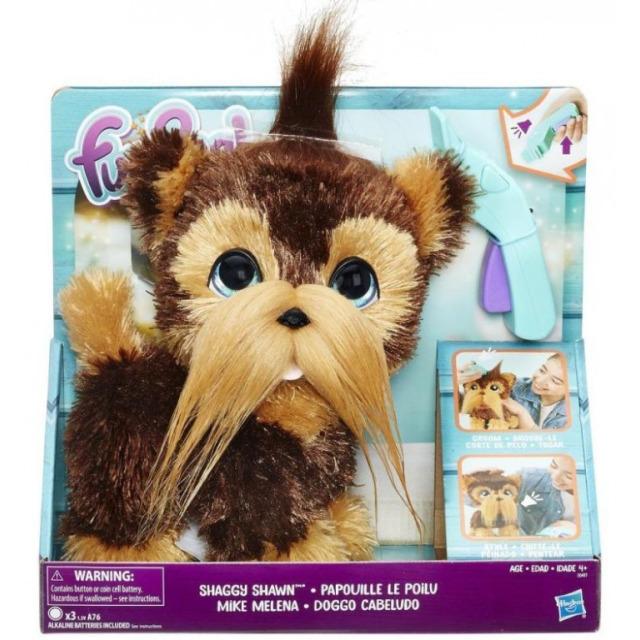 Obrázek produktu FRF Interaktivní zvířátko pejsek Shaggy Shawn, HASBRO E0497