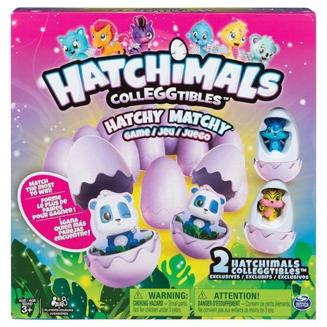 Obrázek produktu Hatchimals 3D Pexeso s exkluzivní figurkou