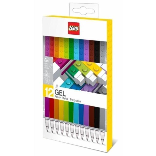 Obrázek produktu LEGO Gelová Pera - 12 ks