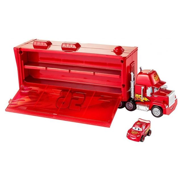 Obrázek produktu Cars 3 Mini transportér Mack, Mattel FLG70