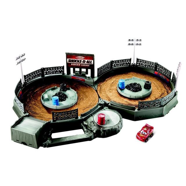 Obrázek produktu Cars 3 Mini herní set, Mattel FLG71