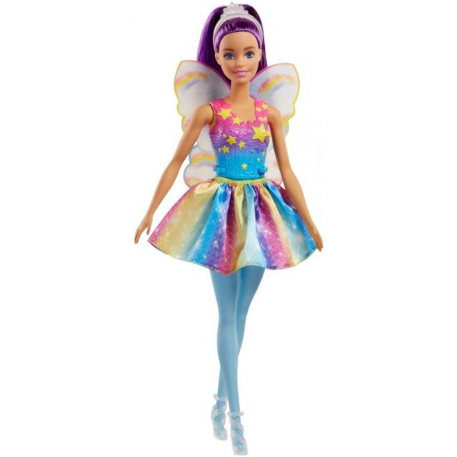 Obrázek produktu Barbie Víla fialové vlasy, Mattel FJC85