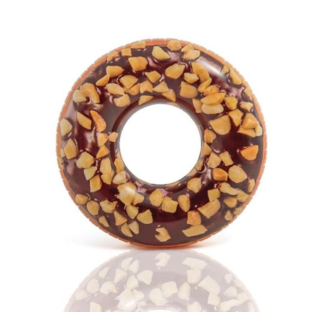 Obrázek produktu Intex 56262 Nafukovací kruh čokoládový donut 1,14m
